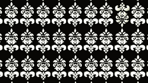 Victoran pattern render Grey scale by FuneralWorks