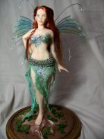 'Willow' ooak fairy by AmandaKathryn