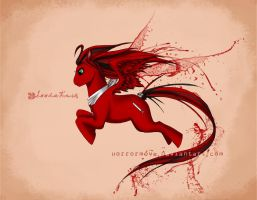 My Little Bloody by CottonValent