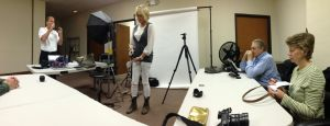 Panoramic photo of the Panasonic workshop by sakaphotogrfx