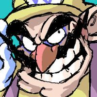 Wario by AndrewDickman