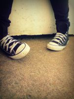 Converse by DeathAroundTheEyes