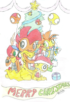 GA: Scrafty Christmas by Skittatle