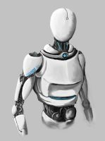 Karl the android by QynClericc