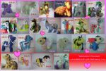 My little Pony Custom Valentines Day ~ Sale by BerryMouse