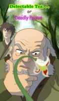 Ohhh Iroh... Colored by avatar-fan