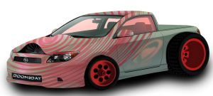 Scion Super-mod by Doomsday-Device