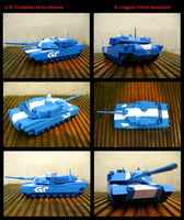 Major Rodeschild (Seek And Destroy project) by Tank-Dragon2014
