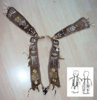 archaic necklace by Ermelyn