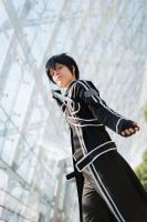 give me your items - Kirito (SAO) by Natsuno-Yuuki