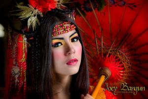 Princess of Tjong A Fie by joeybangun