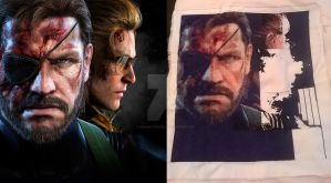 MGSV: Ground Zeroes Project Update 18 by Snake-Fangirl