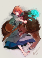 SS:Painted-bees by kinjiru006