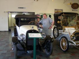 1922 Mawell Touring Car by borgking001a
