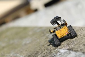 WALL E 1 (Original Version) by im-sorry-thx-all-bye