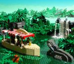 The Jungle Cruise by AntVar