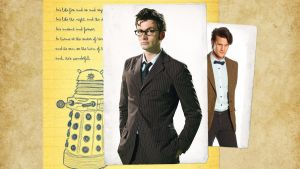 Doctor Who, Doodle, Old Paper, Something Wallpaper by lieutenantsubtext