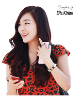 Tiffany @Incheon Airport PNG by LPuKirino