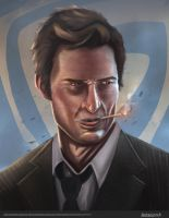 Rust Cohle by antonjorch