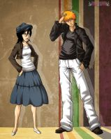 Casual Soul Reapers by PotemkinBuster