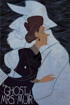 The Ghost and Mrs. Muir by KateKaz