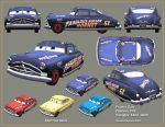 Doc Hudson PSP by NaruHinaFanatic