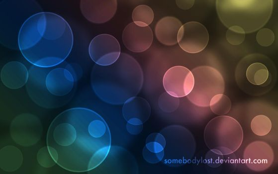 Bokeh Wallpaper 2 by Somebodylost