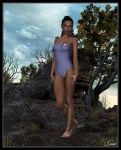 Swimsuits are Highly Logical by celticarchie