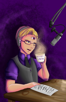 Welcome to night vale by Hugs-and-knives