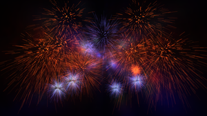 fireworks by claude310