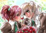 Touch of Strawberry by pink-pink