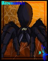 Acromantula by highway-woman