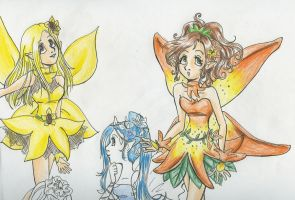 Fairies preview by Tamao