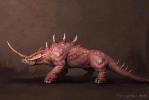 Monster by Mineworker