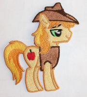 Braeburn as a Patch by EthePony