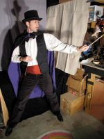 Magician Series - 4 by Robriel-Stock
