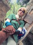 Twilight Princess: Link by EmmaBudgie