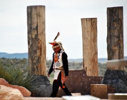 At Hualapai Nations by fosspathei