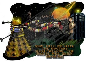 Dr Who: Secret Weapon by DragonPress