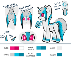 [CE] Pony Design by Submerged08