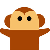 Monkey Icon by Nick356