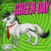 GREEN DAY UNO by iris-toby