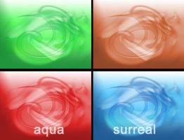 Aqua Surreal 4 by bedlamboy