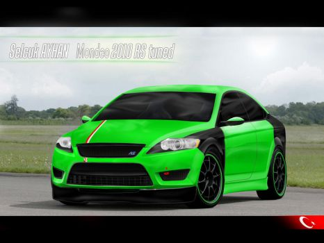 Ford Mondeo Rs tuned by selcukayhan