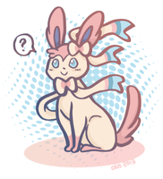 sylveon by ojwo