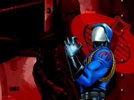 Cobra Commander by DANCE-of-COBRA