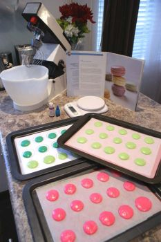 Macarons Step-by-step by Verusca
