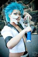 Bleach - Grimmjow Jeagerjaques by LiquidCocaine-Photos