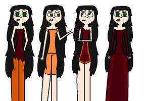 Kate Ref Sheet by Demonqueen23