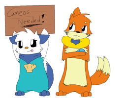 Cameos plz? .:CLOSED:. by ToxicPeaches